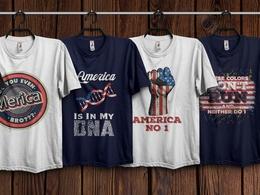 Do  30 premium t-shirt design for your business
