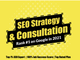 Be your SEO consultant