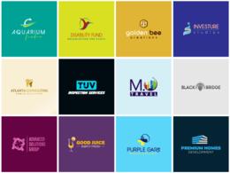 Design amazing Logo + Unlimited Revisions + Artwork