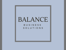 Balance Business Solutions's header