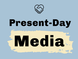 Present-Day Media ltd's header