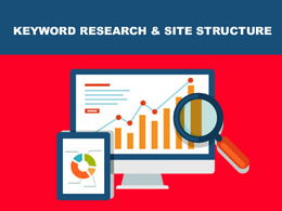 Expert Keyword Research and SEO Site Structure for SEO strategy