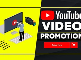 Promote Youtube Video and Channel To Target Country UK, USA