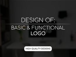 Basic and functional logo