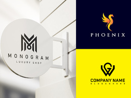 Design 3 professional bespoke logo concept + Unlimited Revision
