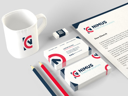 Nimus Creative's header