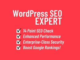 Power SEO your Wordpress website for higher Google rankings