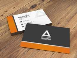 Design, print and deliver 2000 business cards on 400 GSM