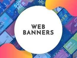 Creative Web UK's header