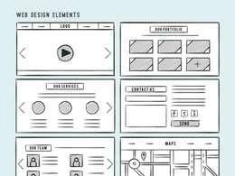 Write a website architecture plan