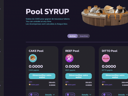 Create your own token and fork pancakeswap