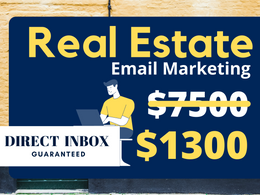Setup real estate email marketing with a high inbox rate