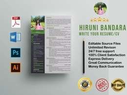 Hiruni's header