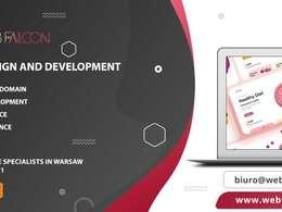 Web Falcon sp. z o.o.'s header