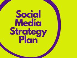 Produce a Comprehensive Social Media Strategy Plan