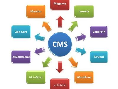 Create a a custom CMS site with social integration