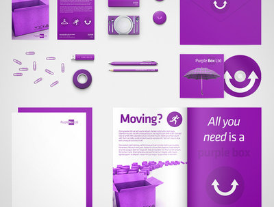 Design a branding pack for your start up business