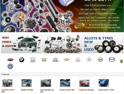 Build you a full e-Commerce website