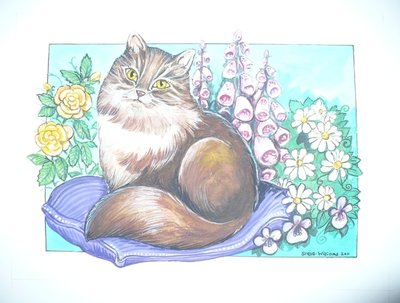 Create a Pet Portrait/Wildlife Illustration/Picture