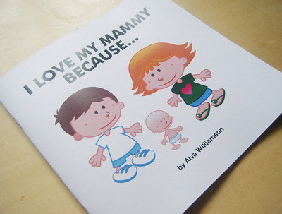 Make you your very own personalised childrens book