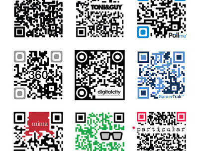 Design you a personalised QR code
