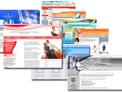 Create a dynamic 1 page website with WP