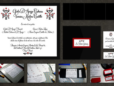 Design your DIY wedding invitation