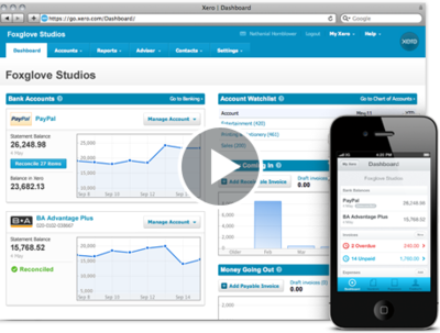 Set up Xero and train you to use it