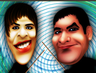 Create a caricature or a cartoon for your photo