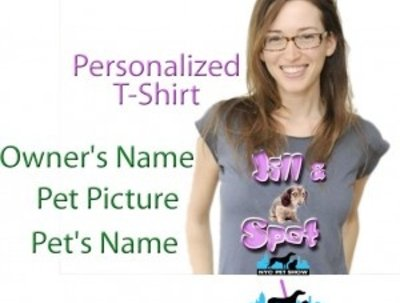 Create a personalized t-shirt design for your team