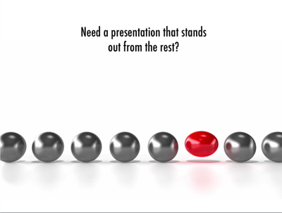Create a 25 slide powerpoint presentation