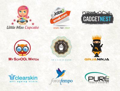 Design a logo/brand