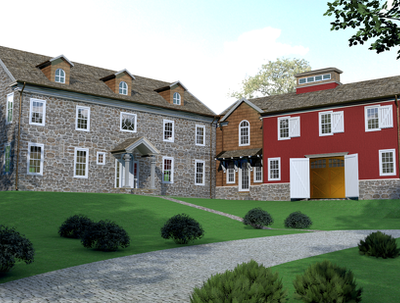 Model your house design in ArchiCAD