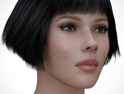 3D photorealistic human characters development