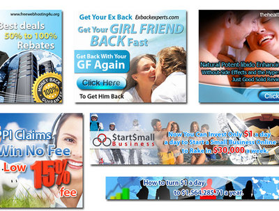Design your banner/header desig with 2concept and unlimited revisions