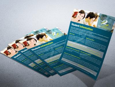 Design & print 5,000 A6 leaflets