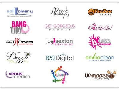 Design an amazing logo