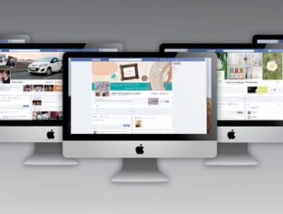 Create you, your company or band a completely bespoke Facebook or Twitter cover photo