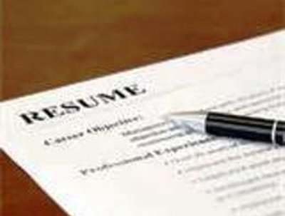 Write your resume and provide 5 free updates, supplied to you in word and pdf files