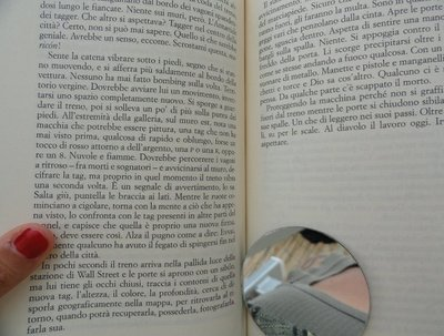 Write an italian article, blog post, review