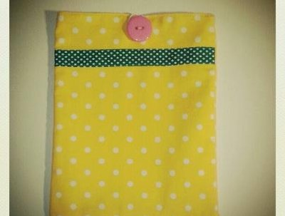Sew a padded Kindle / iPad / Kobo (etc.) case