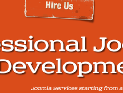 Design and develop a website of around 10 pages along with Joomla or Wordpress