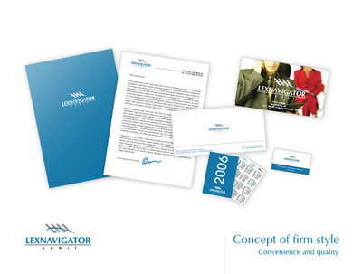 Design a professional brand identity
