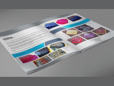 design a product catalogue