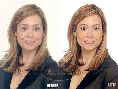 Do retouching,  natural skin smoothening, airbrushing using photoshop and lightroom