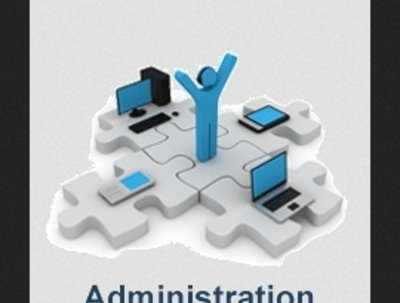 Manage your adminstration or database