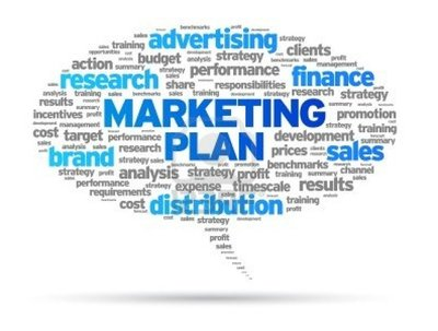 Write a marketing plan for your product or service
