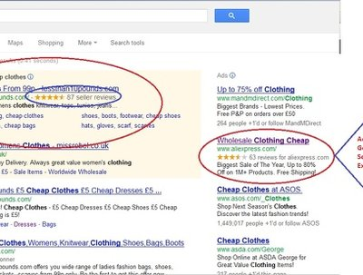 Help you to get Google seller ratings extension on your Google adwords ad