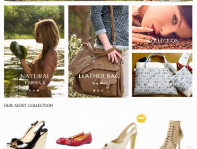 Make a fully functional e-commerce and woocommerce website