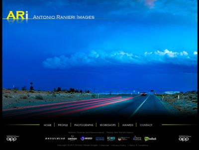 Design responsive landing page of your wordpress site.